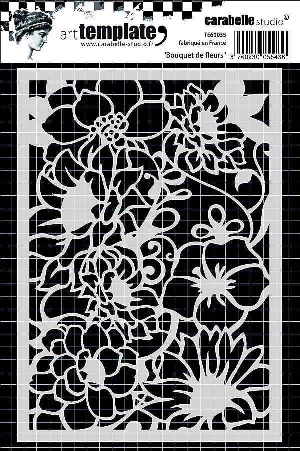 Carabelle Studio Template A6-flowers Bouquet