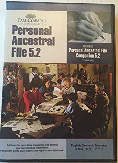 personal ancestral file