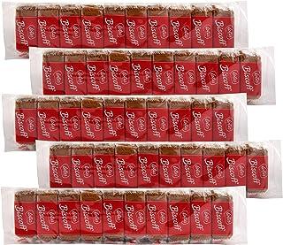 Lotus Biscoff - European Biscuit Cookies - 0.55 Ounce (100 Count) - non GMO Project Verified + Vegan