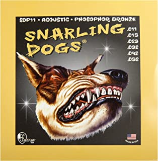 Best snarling dogs strings Reviews