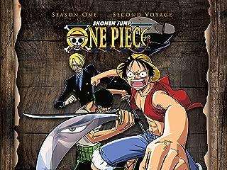 One Piece, Season 1, Second Voyage
