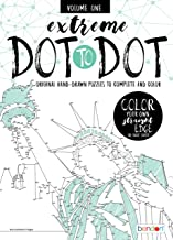 Bendon 40978 Advanced Coloring and Activity Book, Extreme Dot-to-Dot