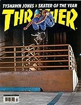 Thrasher Magazine April 2019   Skater of the Year Tyshawn Jones