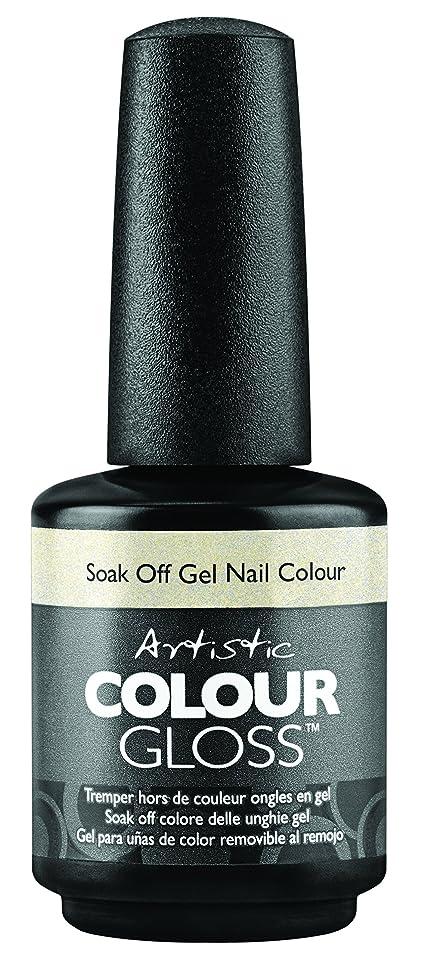 理由キャンセル記憶Artistic Colour Gloss - Mud, Sweat, & Tears Collection - Game Face - 15 mL / 0.5 oz
