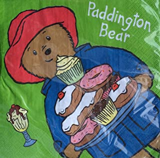 Paddington Bear Lunch Napkins