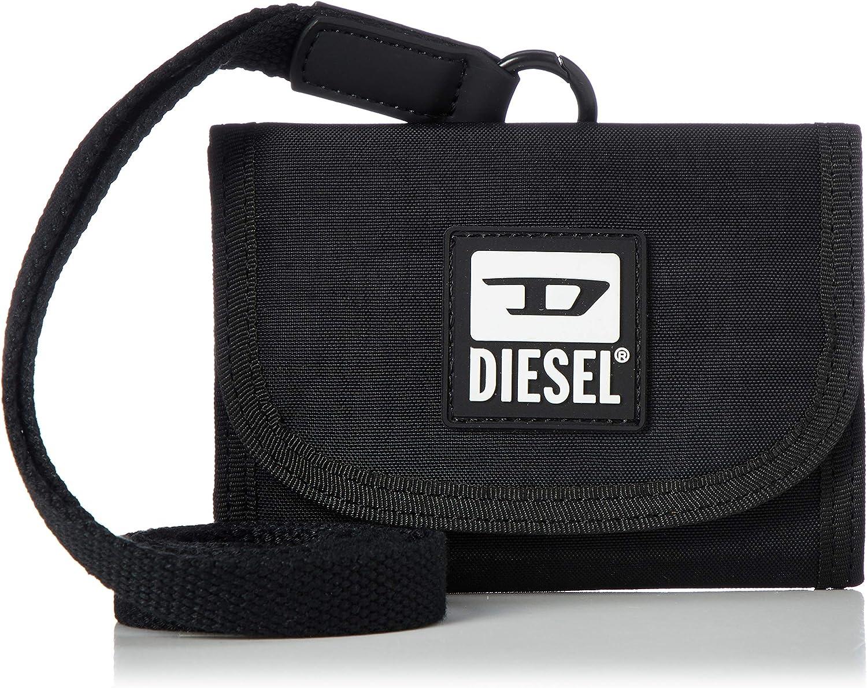 Diesel Men's BULERO Yoshino Loop III Wallet, Black