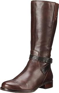 حذاء نسائي Adel Mid من ECO Footwear للسيدات، بني داكن، 42 أوروبي/11-11. 5 M US