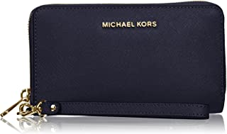 b192ffbfc3e3 MICHAEL Michael Kors Jet Set Travel Large Flat Multifunction Wallet