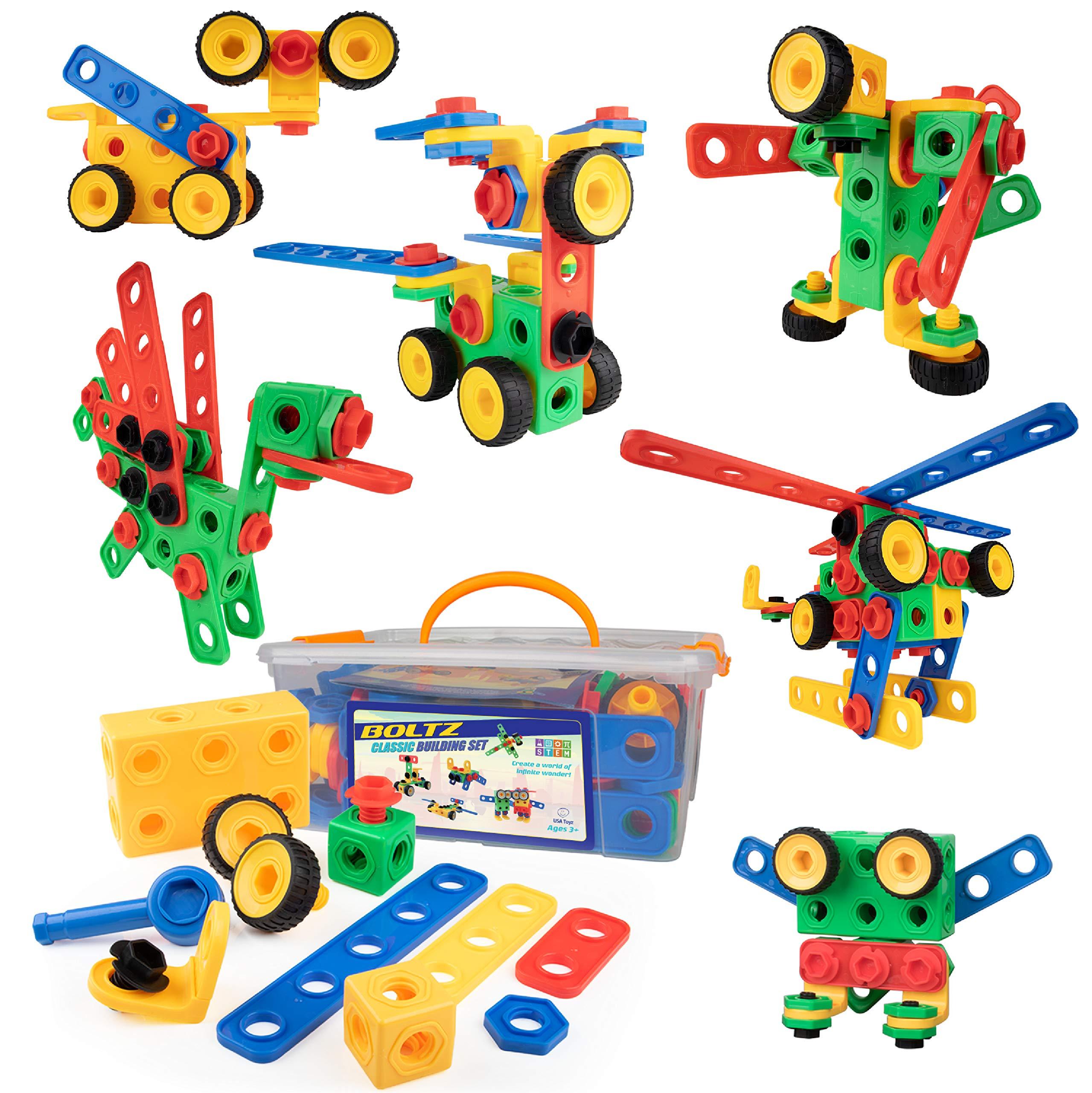 USA Toyz STEM Building Toys