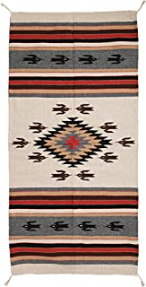 El Paso Designs Beautiful Hand-Woven Southwest Style Accent Rug Pattern 32