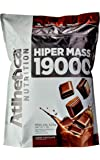 Hiper Mass 19000 Refil Chocolate, Athletica Nutrition, 3200g