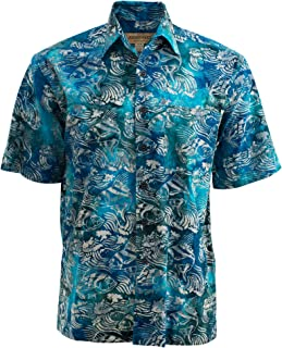 Costa Roosta Cotton Batik Shirt