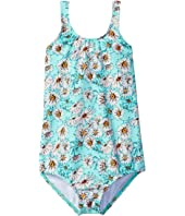 Billabong Kids - Fancy Floral One-Piece (Little Kids/Big Kids)