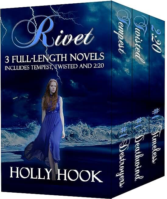 Rivet (3 Full-Length Novels) (English Edition)