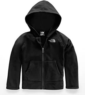 The North Face Kids Baby Girl's Glacier Full Zip Hoodie (Toddler)