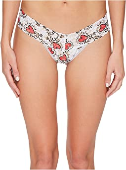 Hanky Panky - Keith Haring Heart Low Rise Thong