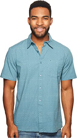 Hurley - Jones Dot Short Sleeve Woven