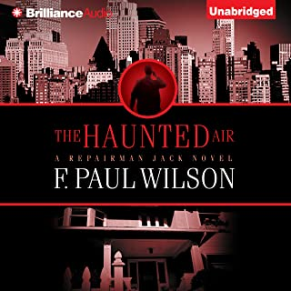 The Haunted Air: Repairman Jack Series, Book 6