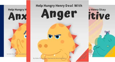 Hungry Henry (4 Book Series)
