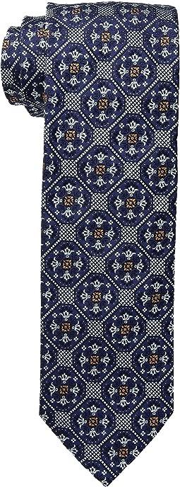 Medallion Tiles Tie