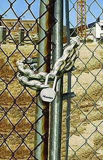 Master Lock 60Cm Long X 10Mm Diameter Hardened Steel Chain