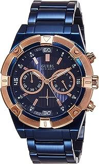 Guess Jolt Men's Watch - W0377G4 Chronograph 091661437595 Blue