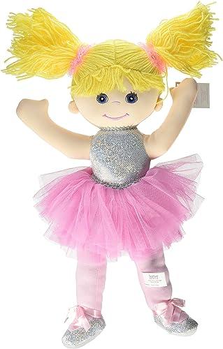 Burton & Burton Lindsey & Ballerina 45.72 cm Plüsch Puppe sü Puppe für unsere Ballett-T er