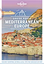 Lonely Planet Cruise Ports Mediterranean Europe (Travel Guide)