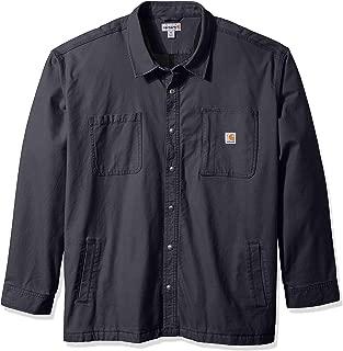 Men's Big & Tall Rugged Flex Rigby Shirt Jacket