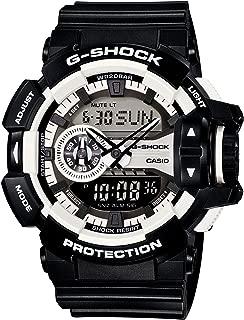 G-Shock Digital Dial Polyurethane Strap Men's Watch GA-400-1A