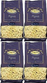 Camp'Oro Le Regionali Italian Pasta, Trofie, 17.6 oz (Pack of 4), 4 lb