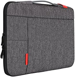 """iCozzier 13-13.3 Inch Handle Strap Laptop Sleeve Case Protective Bag for 13"""" Macbook Air/Macbook Pro/Pro Retina Sleeve - D..."""