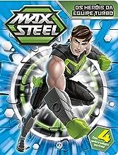 Max Steel - Os heróis da equipe turbo