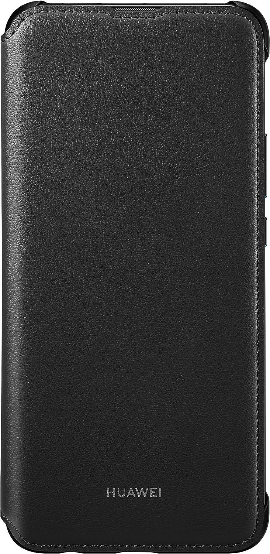 Huawei P Smart Z Pu Flip Cover Schutzhülle Schwarz Elektronik