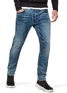 G-Star RAW(ジースターロゥ) ARC 3D ストレート スウェットパンツ メンズ テーパードパンツ トレーナー ズボン D09801-5245