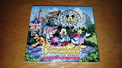Disneyland Resort Official Album 2 CD Set