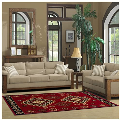 Southwest Rugs For Living Room Amazon Com