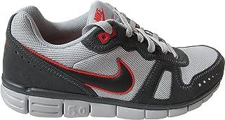 Free 5,0 Waffle AC Gris/Rojo Zapatillas de Running, Color, Talla 43