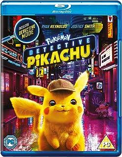 Pokemon: Detective Pikachu | Blu-ray | Arabic Subtitle Included
