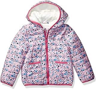 Kensie - Girl's Outerwear Girls' Floral Printed Jacket