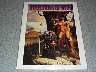 REFLECTIONS OF MYTH: The Larry Elmore Sketchbook, Volume One.