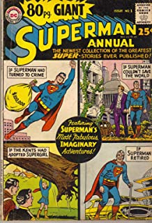 80 Page Giant No. 1 (Superman Annual)