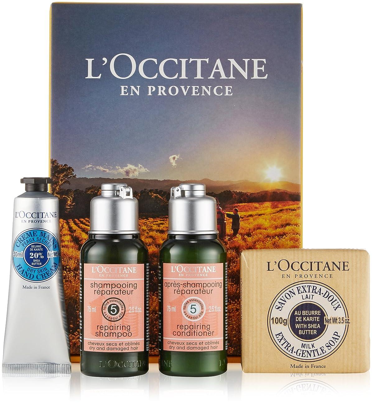 うめき声賃金応答ロクシタン(L'OCCITANE)  ベストセラーセット