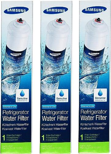 Samsung DA29-10105J HAFEX / EXP Filtre à Eau pour Réfrigérateur Samsung, Lot de 3