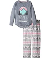 P.J. Salvage Kids - Snow Bunny Sleep Set (Toddler/Little Kids/Big Kids)