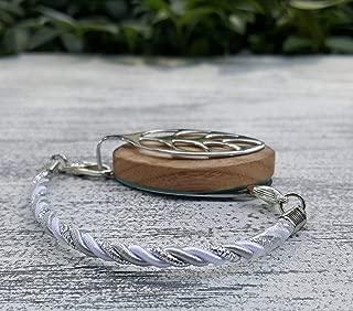 Winter Sky Bracelet - Bellabeat Leaf