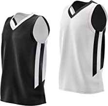 Liberty Imports Reversible Men's Mesh Athletic Basketball Jersey Single for Team Scrimmage