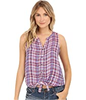 Lucky Brand - Americana Plaid Button Down