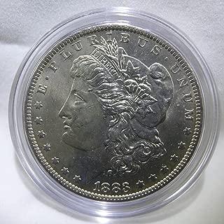 1883 O Morgan Silver Dollar Almost Uncirculated