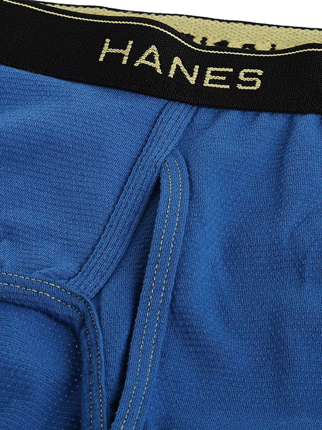 Hanes Men's 5-Pack Cool Comfort Lightweight Breathable Mesh Brief, Assorted, X-Large